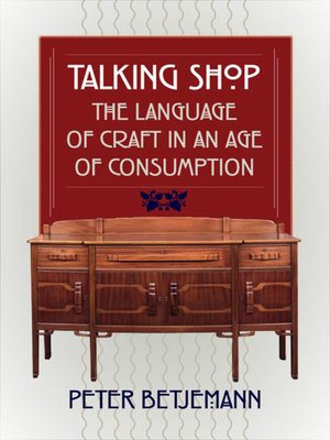 cover image of Talking Shop