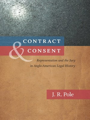 cover image of Contract and Consent