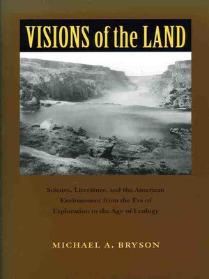 cover image of Visions of the Land