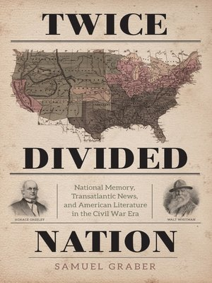cover image of Twice-Divided Nation