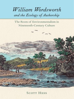 cover image of William Wordsworth and the Ecology of Authorship