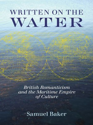 cover image of Written on the Water