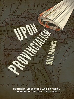 cover image of Upon Provincialism