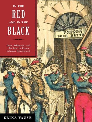 cover image of In the Red and in the Black