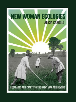 cover image of New Woman Ecologies