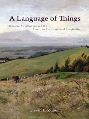 cover image of A Language of Things