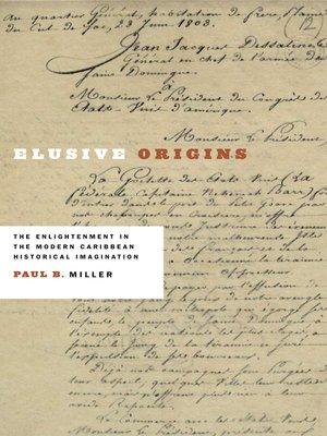 cover image of Elusive Origins