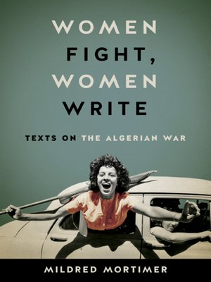 cover image of Women Fight, Women Write