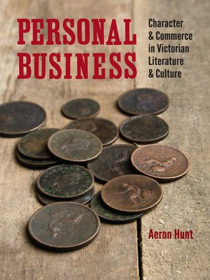 cover image of Personal Business