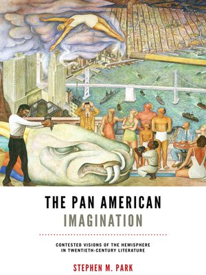 cover image of The Pan American Imagination