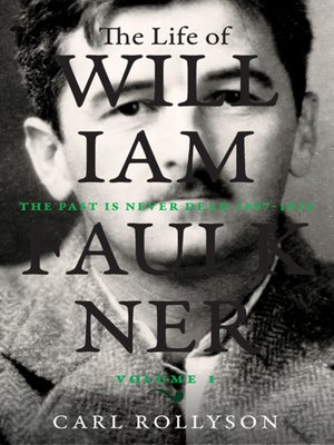 cover image of The Life of William Faulkner