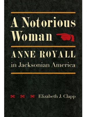 cover image of A Notorious Woman