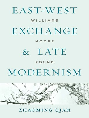 cover image of East-West Exchange and Late Modernism