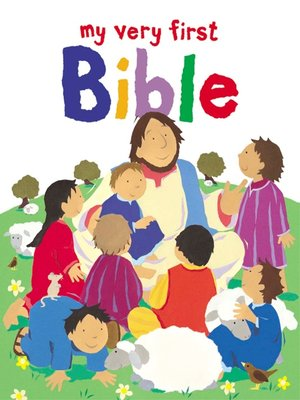 cover image of My Very First Bible