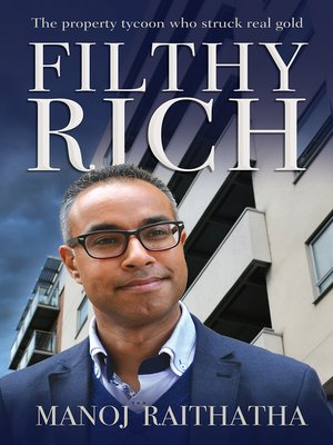 cover image of Filthy Rich