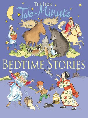 cover image of The Lion Book of Two Minute Bedtime Stories