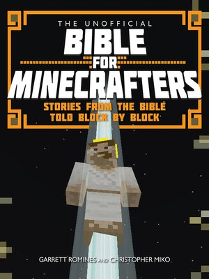 cover image of The Unofficial Bible for Minecrafters