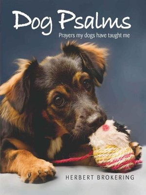 cover image of Dog Psalms