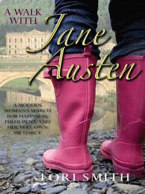 cover image of A Walk with Jane Austen
