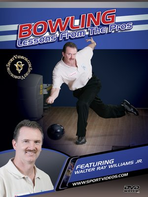 cover image of Bowling Lessons from the Pros