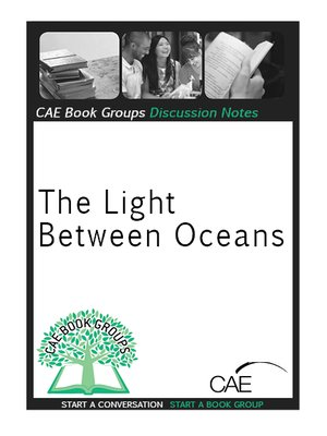 cover image of Discussion Notes: The Light Between Oceans