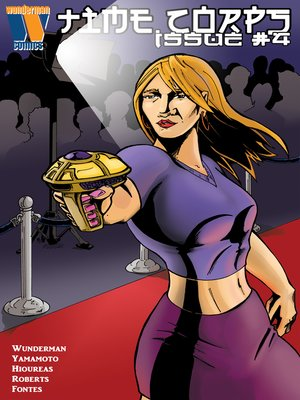 cover image of Time Corps, Issue 4