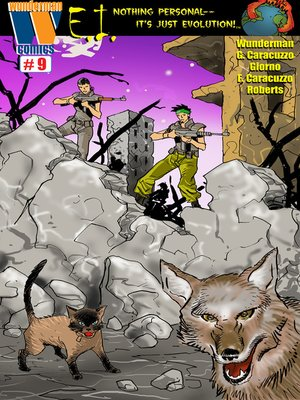 cover image of E.I., Issue 9