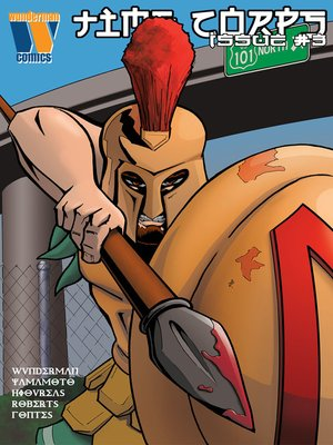 cover image of Time Corps, Issue 3