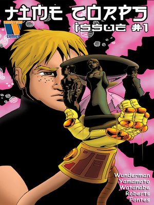 cover image of Time Corps, Issue 1