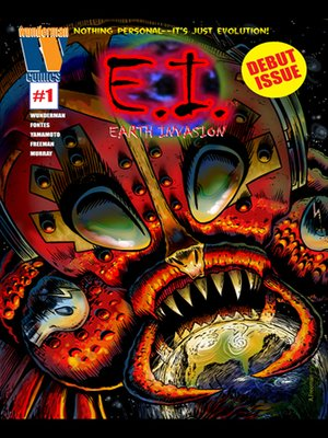 cover image of E.I., Issue 1