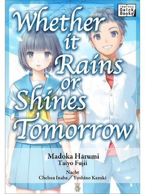 cover image of 【英語版】明日が雨でも晴れでも/Whether It Rains or Shines Tomorrow