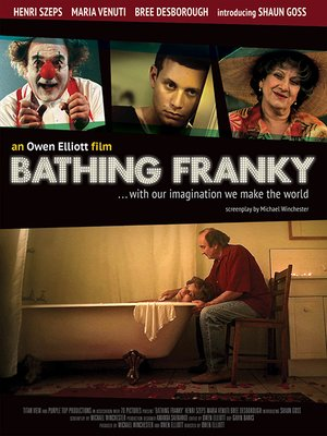 cover image of Bathing Franky