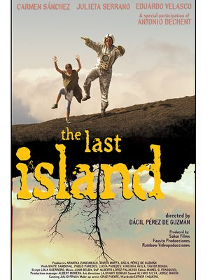 cover image of The Last Island