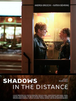 cover image of Shadows in the Distance