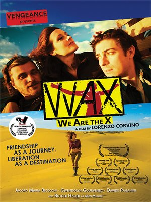 cover image of WAX we are the X