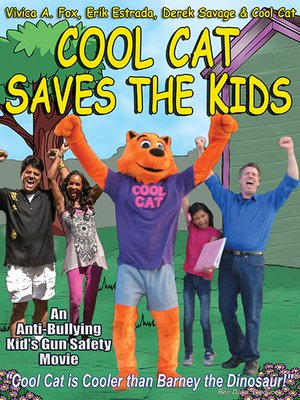 cover image of Cool Cat Saves the Kids