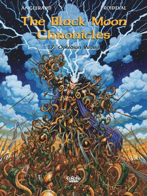 cover image of The Black Moon Chronicles, Volume 17