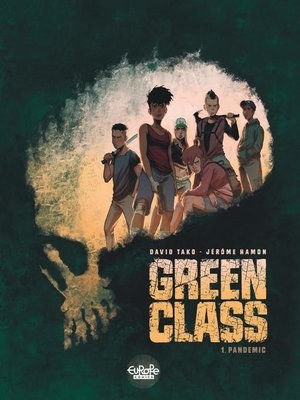 cover image of Green Class, Volume 1