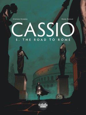 cover image of Cassio, Volume 5
