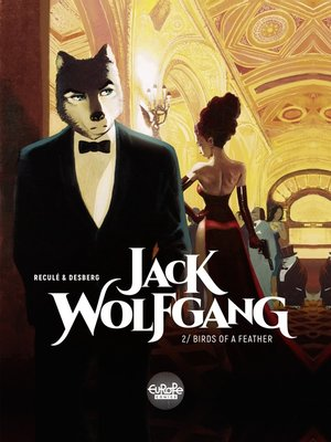 cover image of Jack Wolfgang, Volume 2