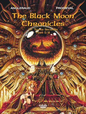 cover image of The Black Moon Chronicles, Volume 15