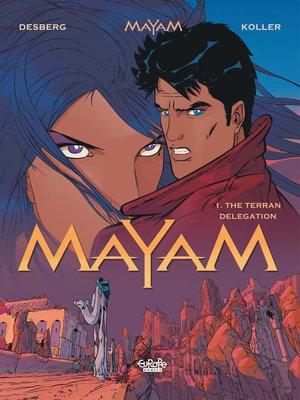 cover image of Mayam, Volume 1