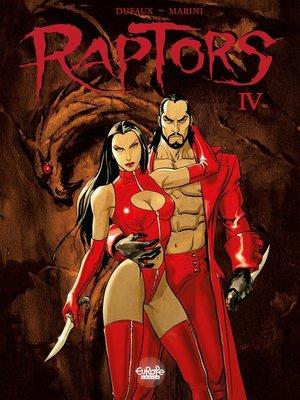 cover image of Raptors, Part 4