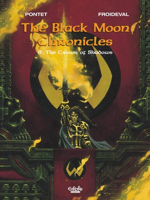 cover image of Black Moon Chronicles, Volume 6