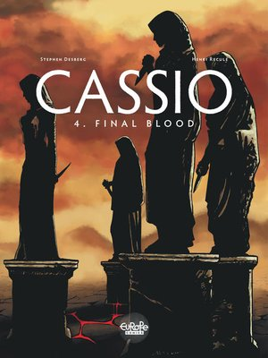 cover image of Cassio, Volume 4