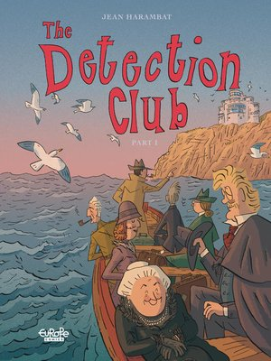 cover image of The Detection Club, Volume 1