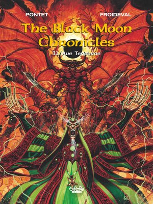 cover image of Black Moon Chronicles, Volume 11