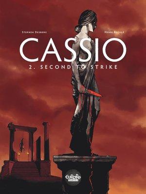 cover image of Cassio, Volume 2