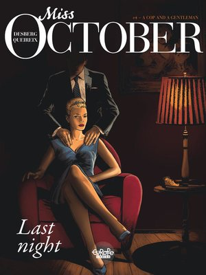 cover image of Miss October, Volume 4