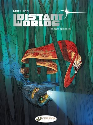 cover image of Distant Worlds, Volume 3